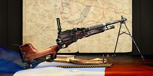 world of guns gun disassembly hotchkiss m1909 light machine gun